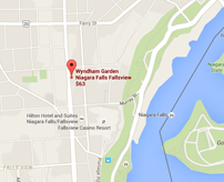 directions to wyndham garden niagara falls fallsview - Wyndham Garden Niagara Falls Fallsview